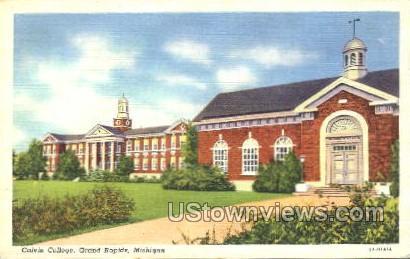 Calvin College - Grand Rapids, Michigan MI Postcard