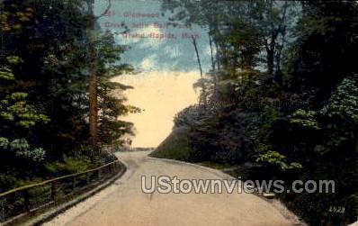 Glenwood, John Ball Park - Grand Rapids, Michigan MI Postcard