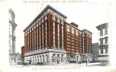 Hotel Pantlind - Grand Rapids, Michigan MI Postcard