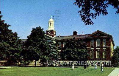 Administration Building  - Grand Rapids, Michigan MI Postcard