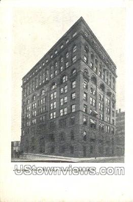 Michigan Trust Building - Grand Rapids Postcard