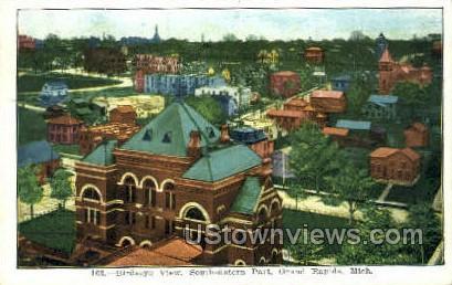 Southeastern Park - Grand Rapids, Michigan MI Postcard