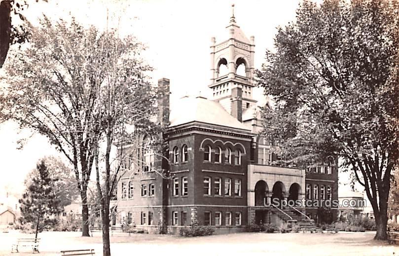 Otsego County Court House - Gaylord, Michigan MI Postcard