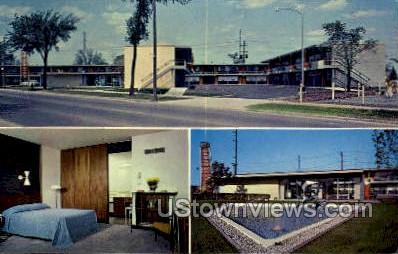 Cranbrook House - Detroit, Michigan MI Postcard