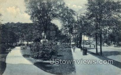 Misc, Michigan, USA Postcard