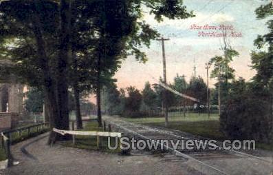 Pine Grove Park - Port Huron, Michigan MI Postcard