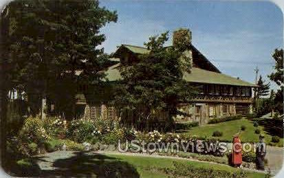 Keweenaw Park Cottages - Keweenaw Peninsula, Michigan MI Postcard
