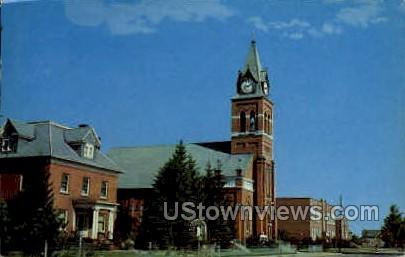 St. Mary's Church - Gaylord, Michigan MI Postcard