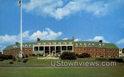 Masonic Home & Hospital - Alma, Michigan MI Postcard
