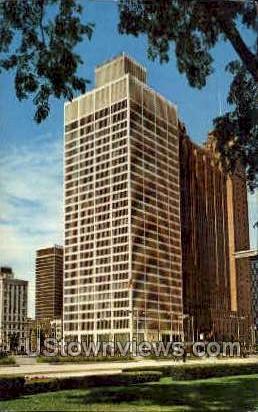 Michigan Consolidated Gas Company - Detroit Postcard
