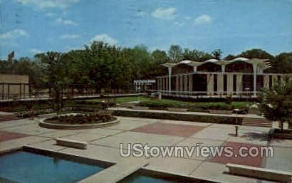 Student Center & Court - Dearborn, Michigan MI Postcard