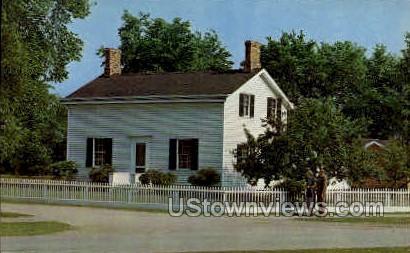 Henry Ford Birthplace - Dearborn, Michigan MI Postcard