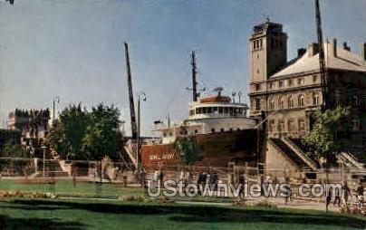 The Sewel Avery - Sault Ste Marie, Michigan MI Postcard