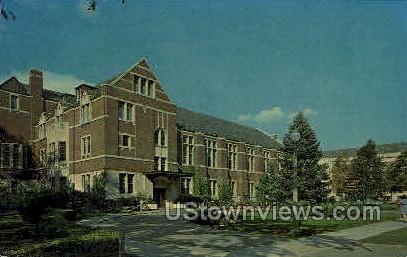 The University of Michigan League - Ann Arbor Postcard