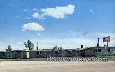 Roy's Roost Motel - Sault Ste Marie, Michigan MI Postcard