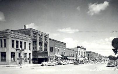 Gaylord, Michigan, MI, Postcard
