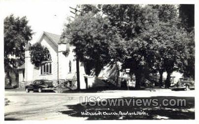 Methodist Church - Gaylord, Michigan MI Postcard