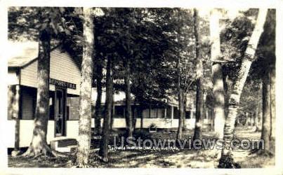 Idyll Wild, Otsego Lake - Gaylord, Michigan MI Postcard
