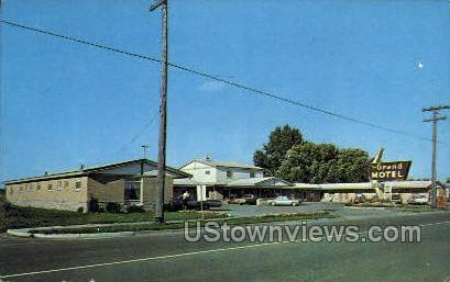 Grand Motel - Sault Ste Marie, Michigan MI Postcard