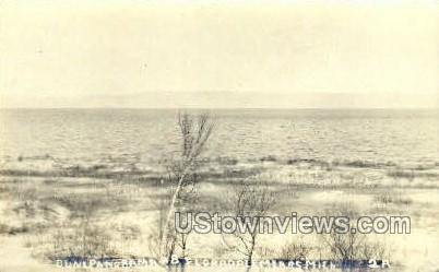 Dune - MIsc, Michigan MI Postcard