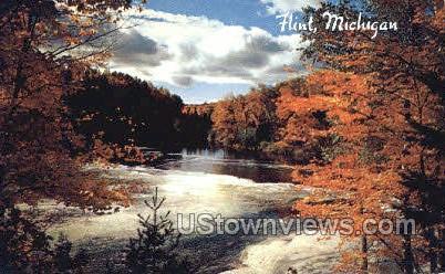 Flint, Michigan, MI, Postcard