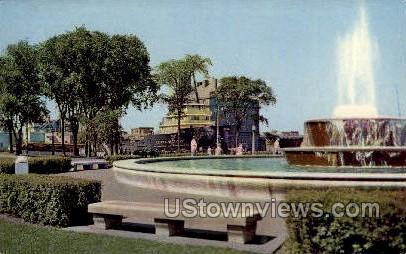 Government Park - Sault Ste Marie, Michigan MI Postcard