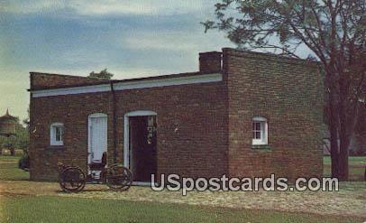 Birthplace of First Ford Car - Detroit, Michigan MI Postcard