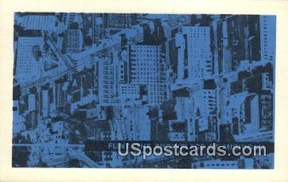 Flint, Showplace - Michigan MI Postcard
