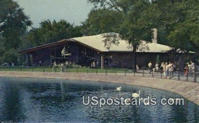Holden Museum of Living Reptiles - Royal Oak, Michigan MI Postcard