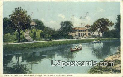 Cedar Hill & Casino - Detroit, Michigan MI Postcard