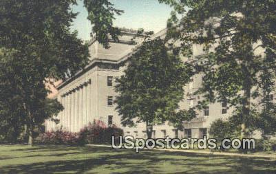 Angell Hall, University of Michigan - Ann Arbor Postcard