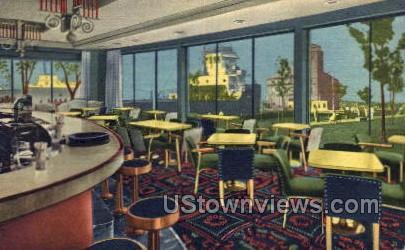 Hotel Ojibway - MIsc, Michigan MI Postcard