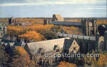 Cook Law Quadrangle - Ann Arbor, Michigan MI Postcard