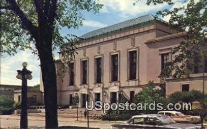 Rackham Building, University of Michigan - Ann Arbor Postcard