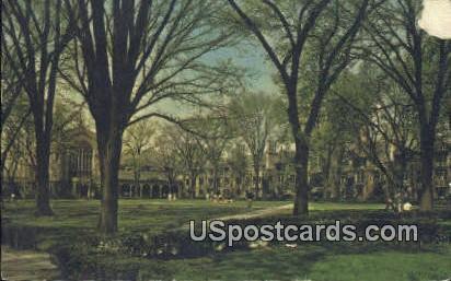 Cook Law Quadrangle, University of Michigan - Ann Arbor Postcard