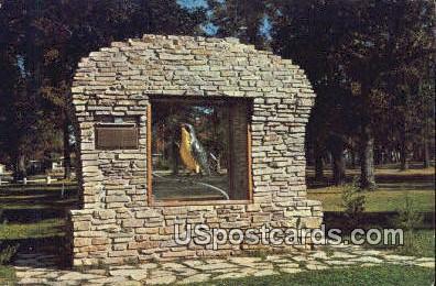Kirtland's Warbler - MIsc, Michigan MI Postcard