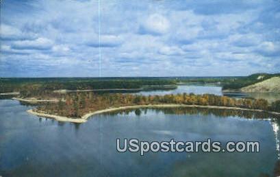 Misc, Michigan Postcard      ;      Misc, MI