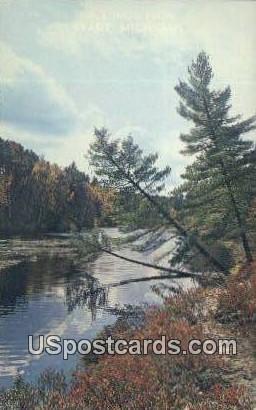 Misc, MI Postcard      ;      Misc, Michigan