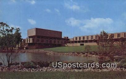 School of Music Building, University of Michigan - Ann Arbor Postcard