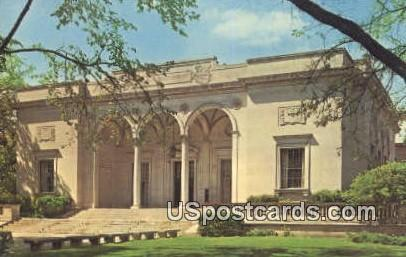 William L Clements Library, University of Michigan - Ann Arbor Postcard