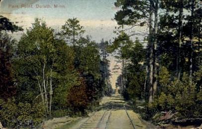 Park Point - Duluth, Minnesota MN Postcard