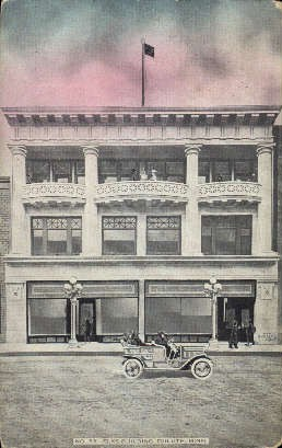 Elks Building - Duluth, Minnesota MN Postcard