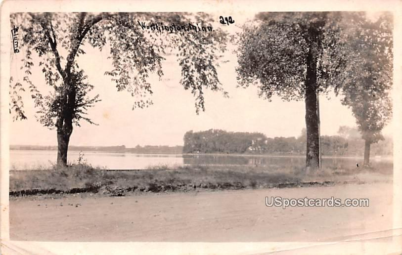Lake View - Northington, Minnesota MN Postcard