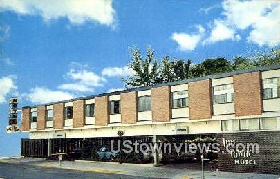 Inn Towne Motel - Rochester, Minnesota MN Postcard