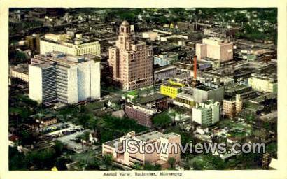 Rochester, Minnesota, Rochester, MN Postcard