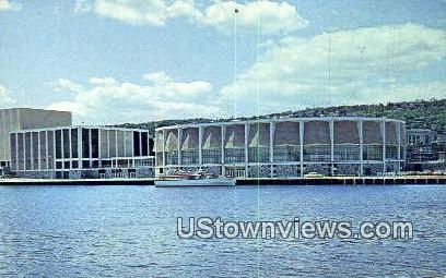Arena Auditorium - Duluth, Minnesota MN Postcard