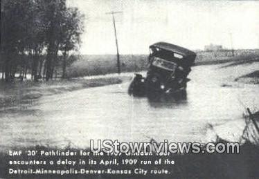 1979 Glidden Tour - Misc, Minnesota MN Postcard