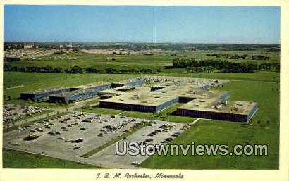JBM - Rochester, Minnesota MN Postcard