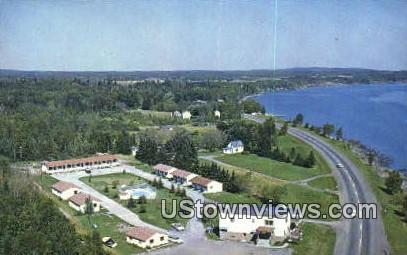Shore Crest - Duluth, Minnesota MN Postcard