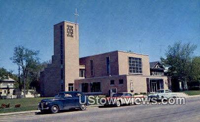 First Methodist Church - St. Cloud, Minnesota MN Postcard